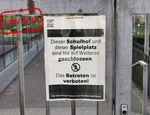 Rheinschule geschlossen